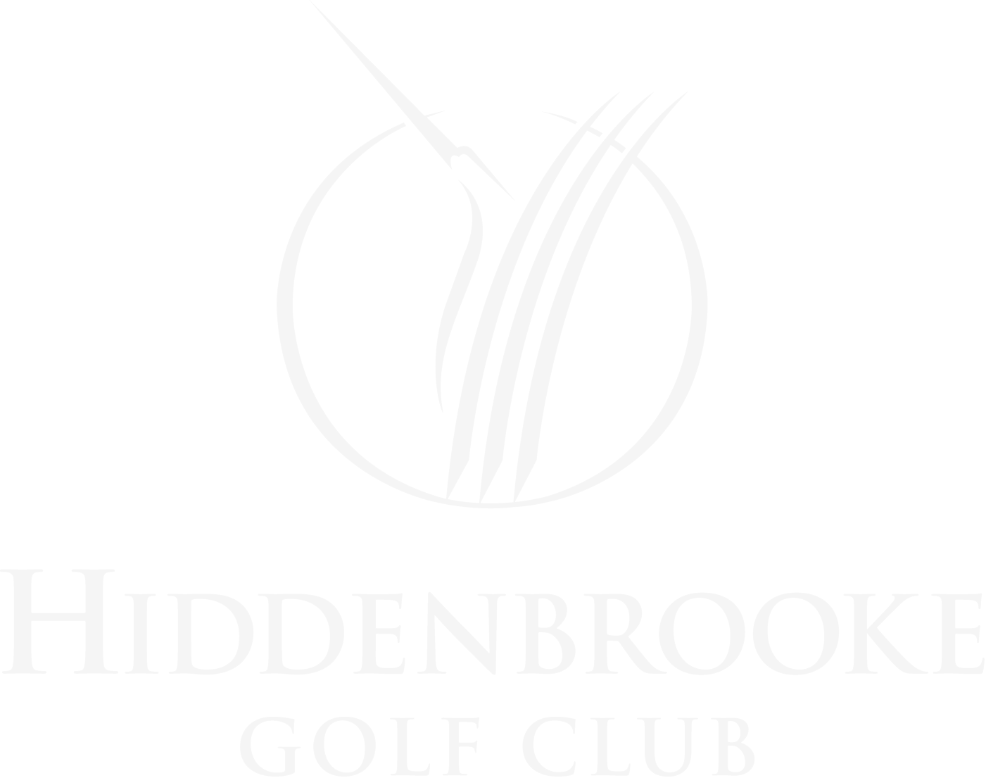 Hiddenbrooke Golf Club logo